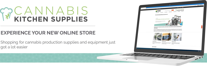 Cannabis Kitchen Supplies