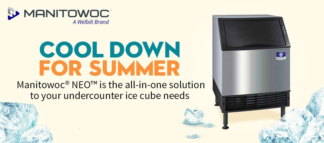 Shop Manitowoc ice machines