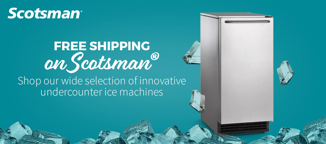 Get free shipping on Scotsman