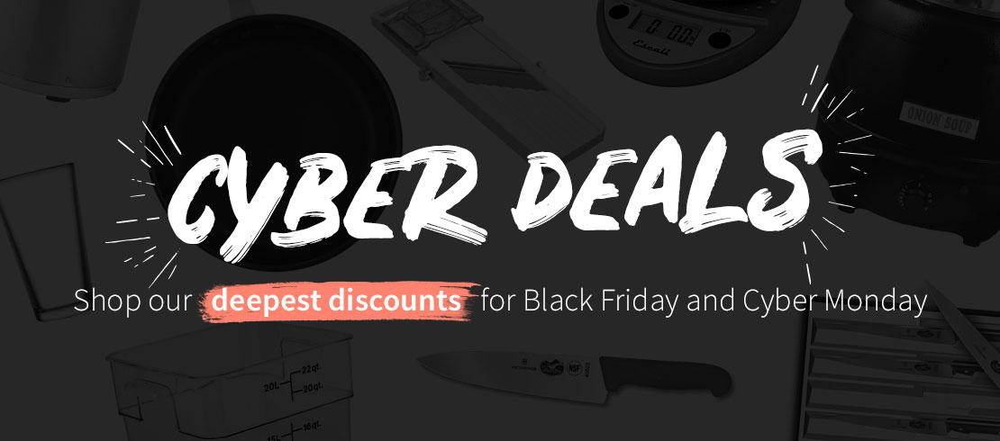 Black Friday Cyber Deals